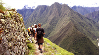 inca trail peru hiking